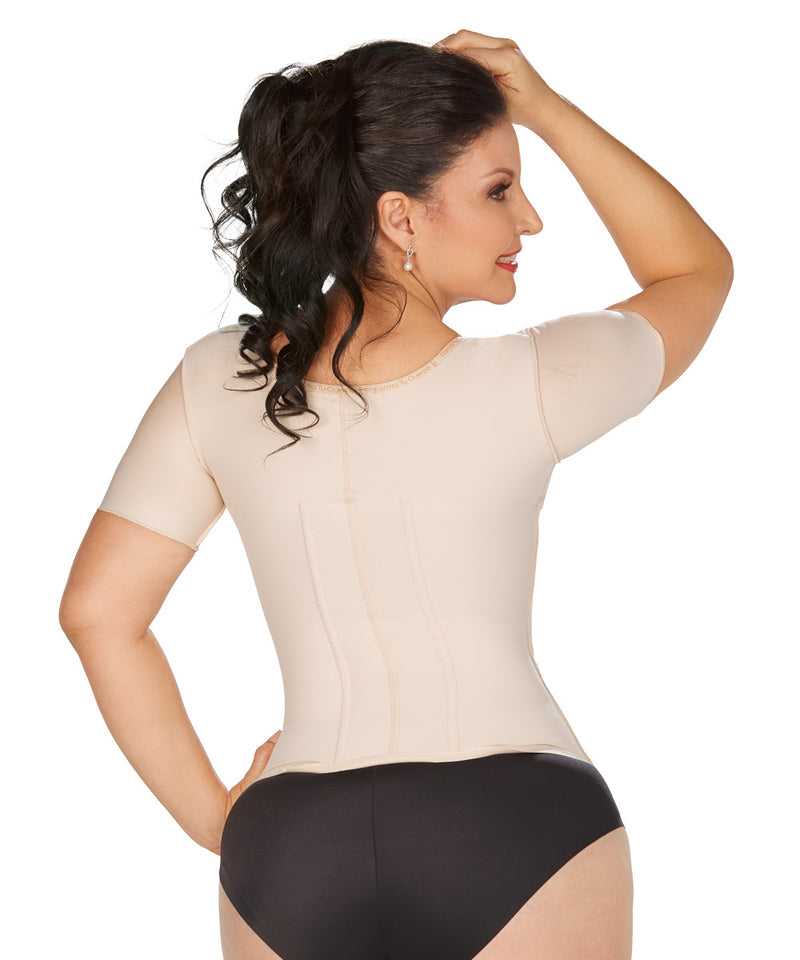 Jacket, Arms and Back control (Ref. O-062) Girdle & Compression garment for abdomen and back control