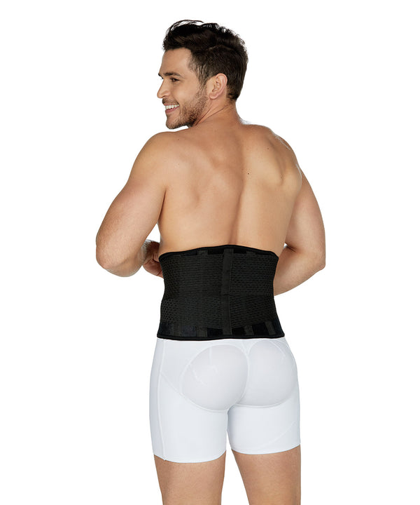 FOR MEN - WORKOUT WAIST TRAINER BELT  (Ref. S-002 )
