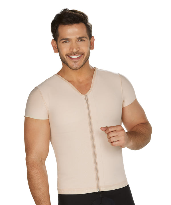 Male Vest, faja colombiana for men (Ref. H-002)