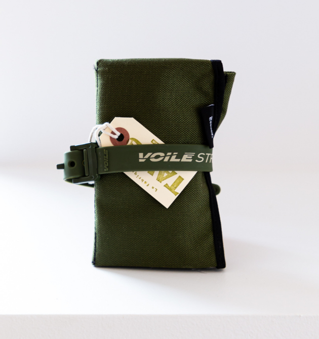 Mechanic Saddle Roll - Olive