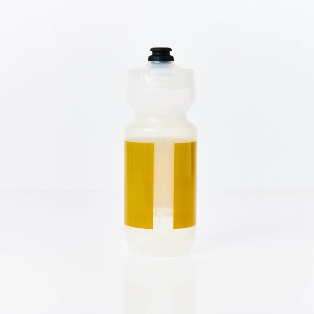FINGERSCROSSED MITTELSCHARF TRANSCLEAR Water Bottle