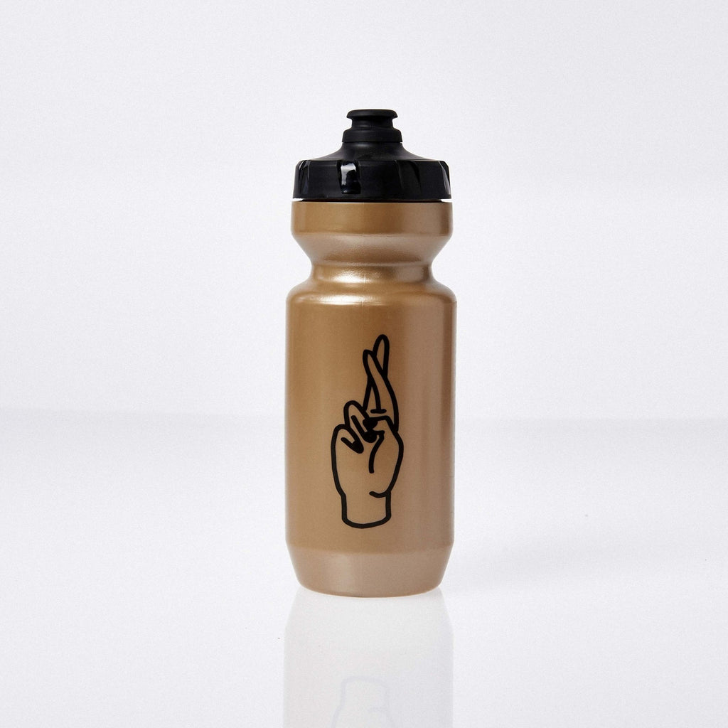 FINGERSCROSSED BLING Water Bottle