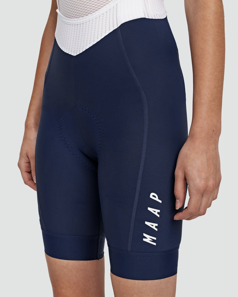Women's TEAM BIB EVO- NAVY