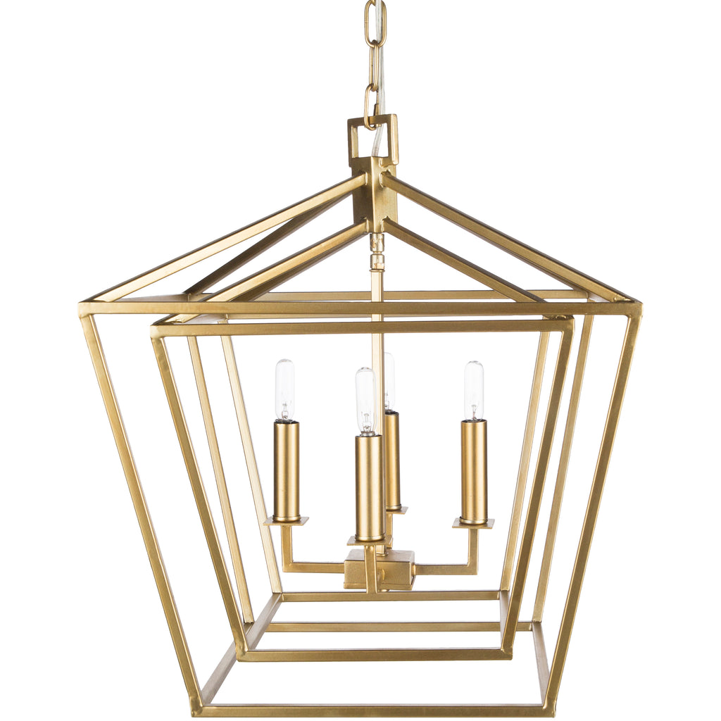 "Bellair BEI-002 28""H x 24.4""W x 24.4""D Ceiling Light"