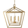 "Bellair BEI-002 28""H x 24""W x 24""D Ceiling Light"