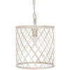 "Byrnes BYN-001 12""H x 9""W x 9""D Ceiling Light"