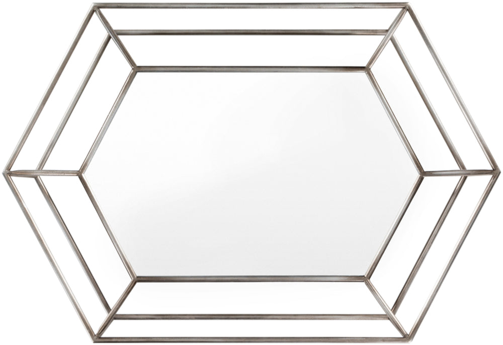 "Collette CTE-001 34""H x 23""W Mirror"