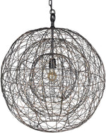"Emory EMO-001 29""H x 26""W x 26""D Ceiling Light"