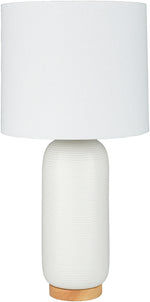 "Everly ERL-001 26""H x 13""W x 13""D Lamp"