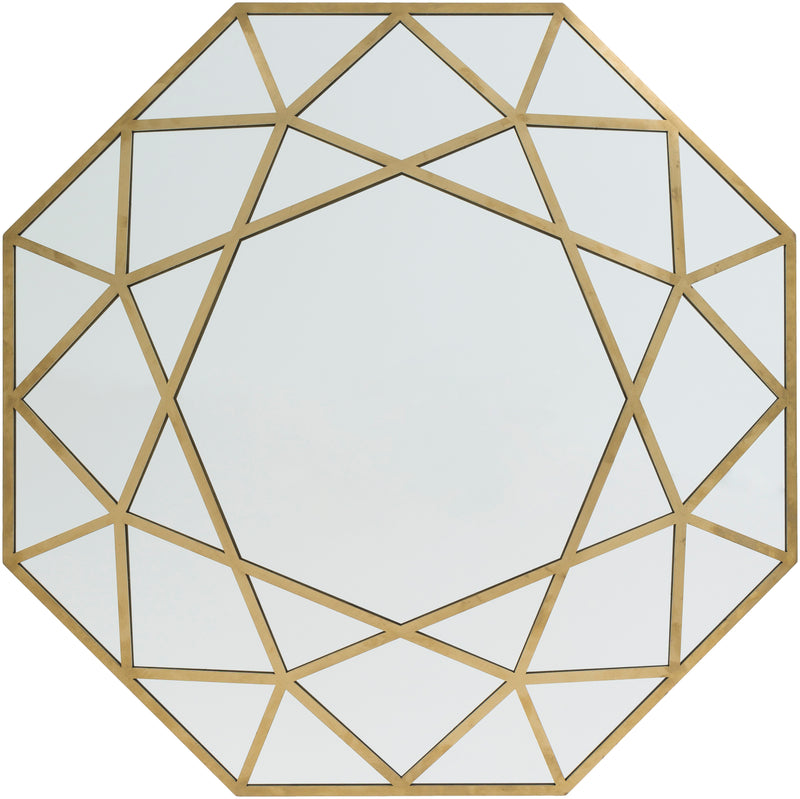 "Hollingsworth HLW-001 32""H x 32""W Mirror"