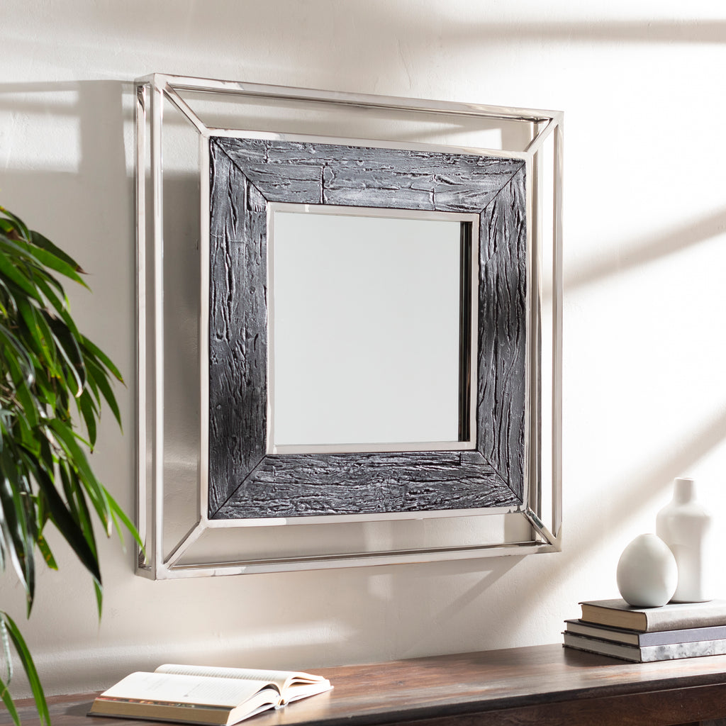 "Allure LLU-002 32"" x 32"" Mirror"