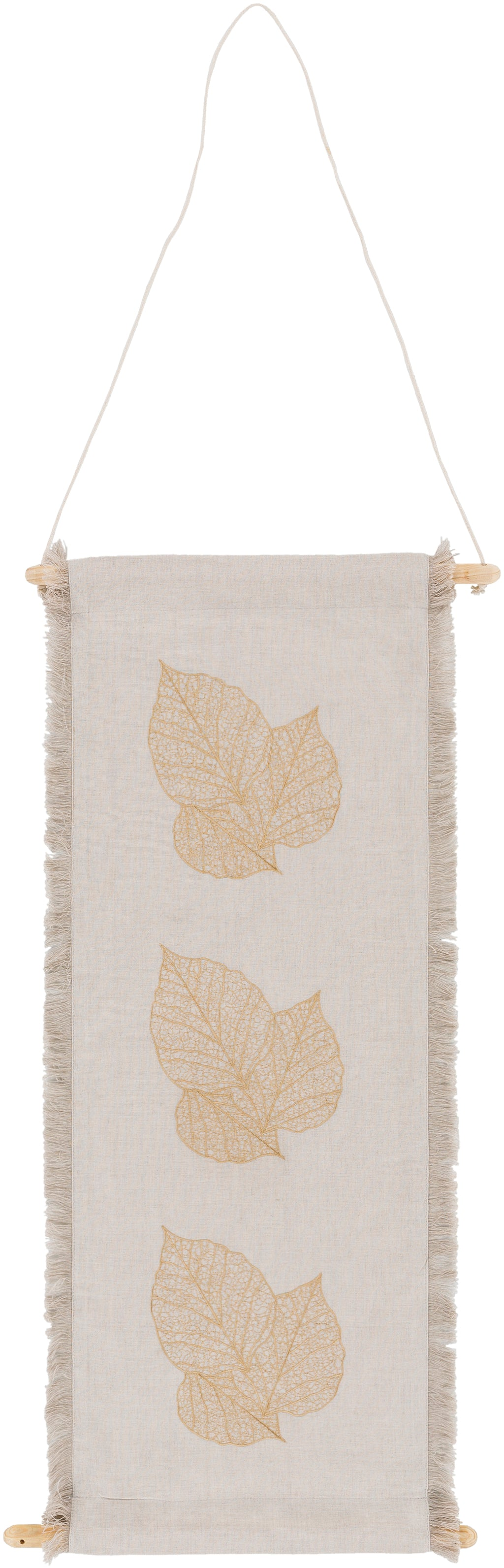 Embodying time-honored designs that have been revered for generations, the Leaves Collection redefines vintage charm from room to room within any home décor. The meticulously woven construction of these pieces boasts durability and will provide natural charm into your decor space. Made in India. For optimal product care, wipe clean with a dry cloth. Manufacturers 30 Day Limited Warranty.