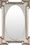 "Maude MUD-001 47""H x 32""W Mirror"