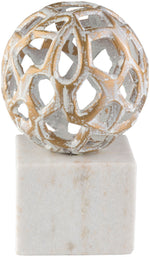 "Orb ORB-001 8""H x 5""W x 5""D Decorative Accent"
