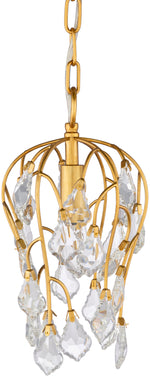 "Sadie SDE-002 13""H x 9""W x 9""D Ceiling Light"