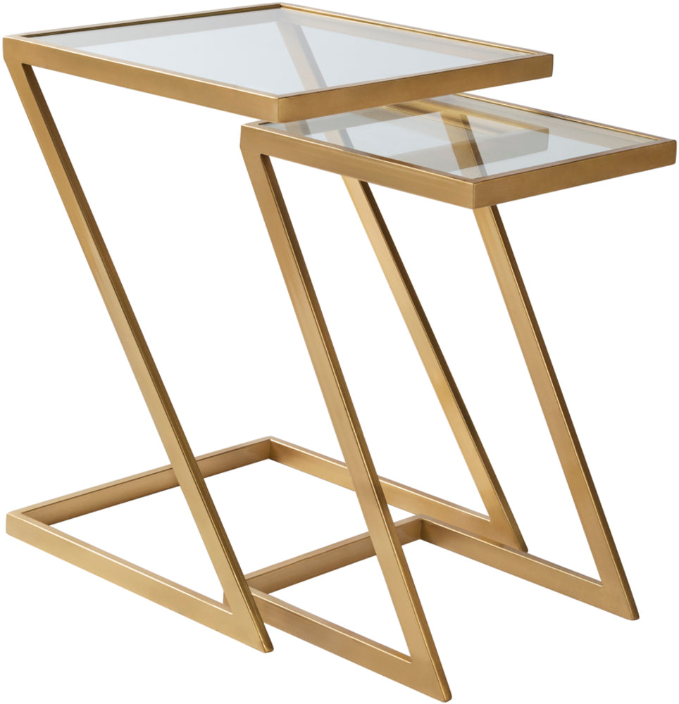 "Sia SIA-001 22""H x 16""W x 16""D, 20""H x 12""W x 12""D Furniture Piece"