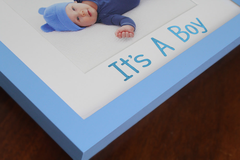 "Frame Occasions ""It's A Boy"" 