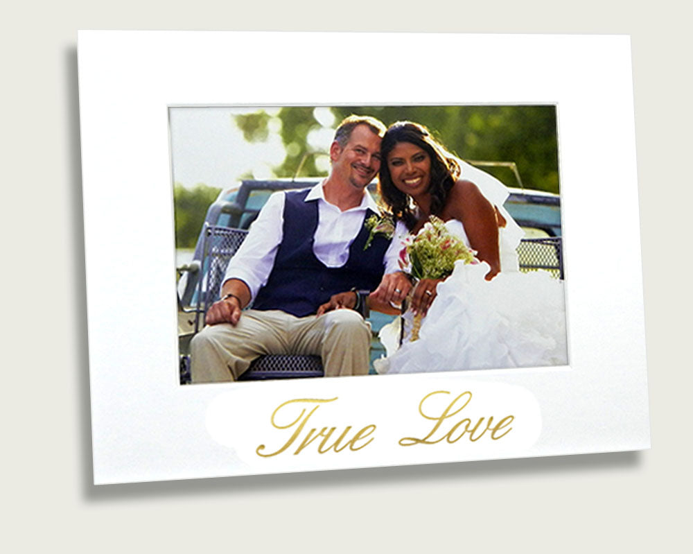 "Frame Occasions ""True Love"" 