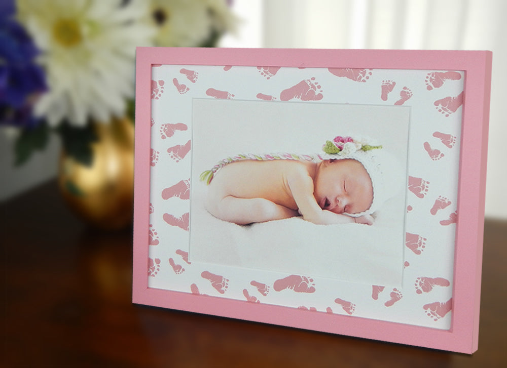 Frame Occasions: Footprints | Frame Set
