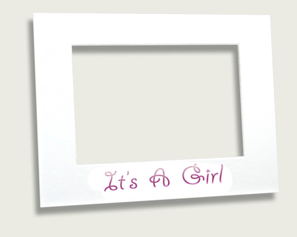 "Frame Occasions ""It's A Girl"" 