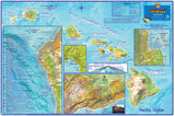 "Hawaii ""Big Island"" Dive Map"