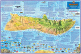 Molokai Guide Map