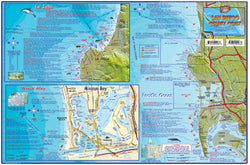 San Diego County Dive Map