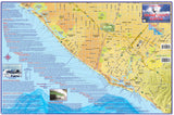 Orange County Surfing Map