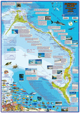Franko Eleuthera Adventure Guide Map side one