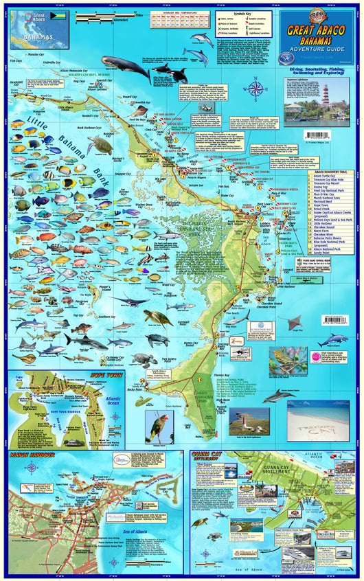Great Abaco Island Adventure Guide