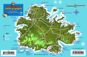 Antigua Dive Guide & Fish ID