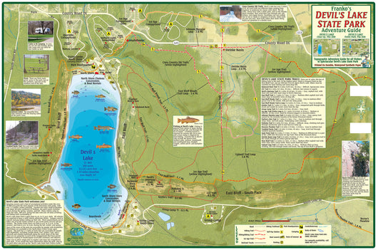 Devil's Lake State Park Adventure Guide