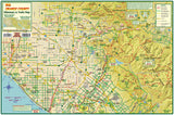 Orange County Bikeways & Trails Map