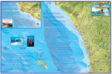 San Diego County Surfing Map