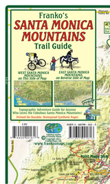 Santa Monica Mountains Trails Map