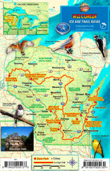 Wisconsin Ice Age Trail & Geology Guide Card