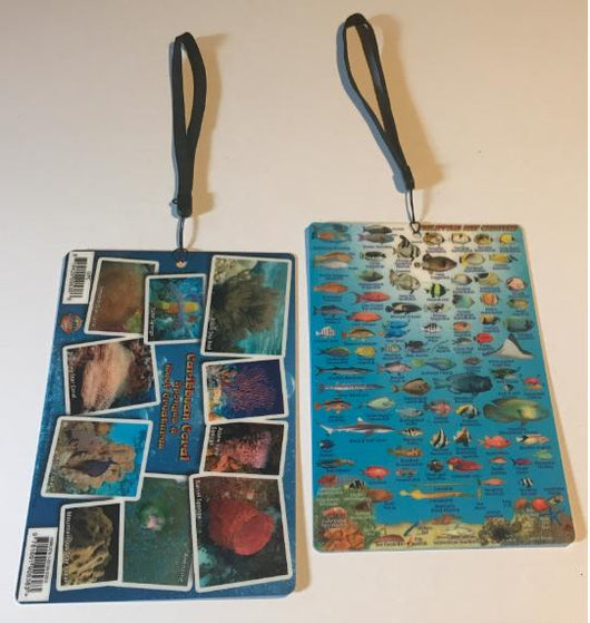 Wrist Lanyard for Fish Cards