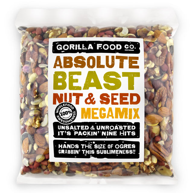 Absolute Beast Nut & Seed Megamix (without Peanuts)