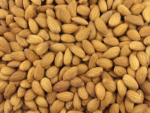 Gorilla Food Co. Natural Almonds Whole Raw 22.68kg Bulk Wholesale