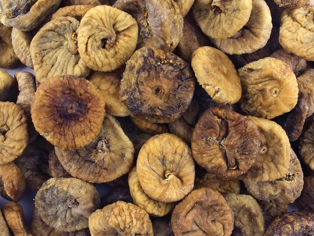 Gorilla Food Co. Whole Dried Figs Lerida Style 12.5kg Bulk Wholesale