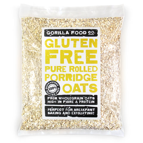 Gluten Free Pure Rolled Porridge Oats