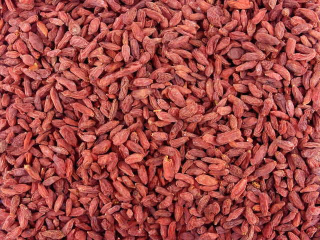 Gorilla Food Co. Goji Berries Dried 10kg Bulk Wholesale