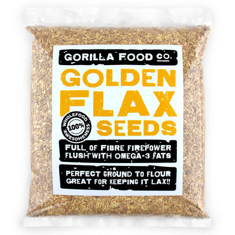 Golden Flax Seeds Whole (Linseed)