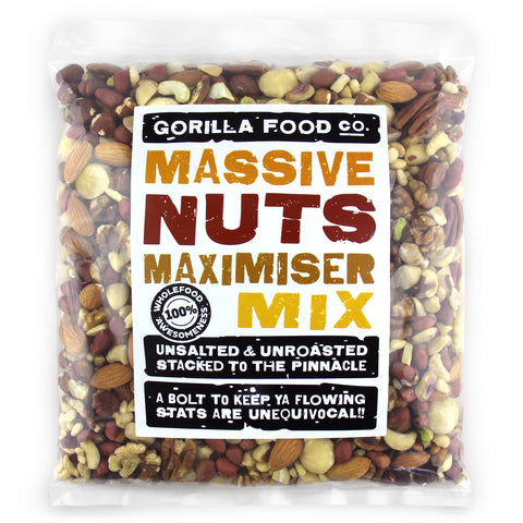 Massive Nuts Maximiser Deluxe Mix
