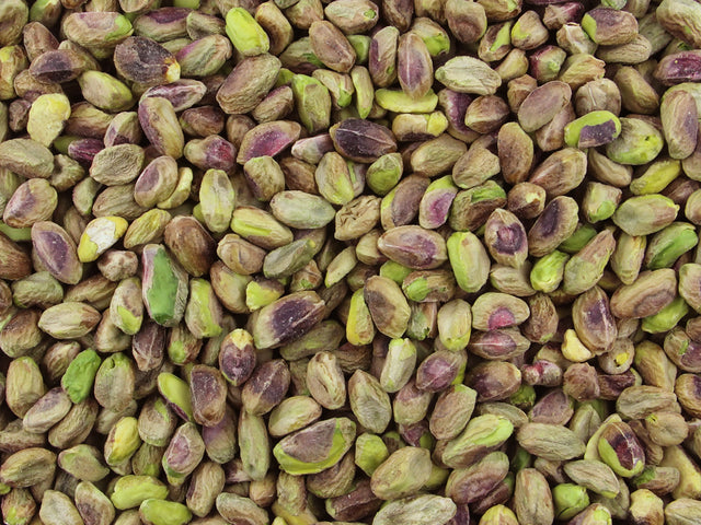 Gorilla Food Co. Pistachio Nut Kernels Whole Raw 10kg Bulk Wholesale
