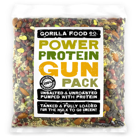 Power Protein Gun Pack Training Mix