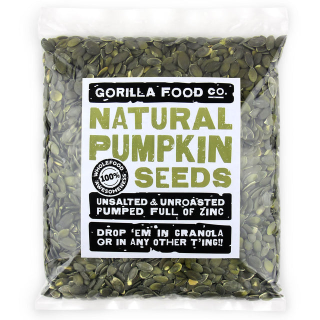 Natural Pumpkin Seeds