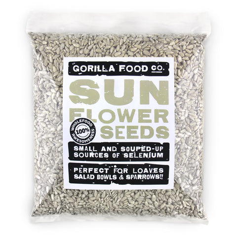 Natural Sunflower Seeds