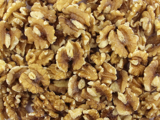 Gorilla Food Co. Natural Walnut Halves Raw 10kg Bulk Wholesale