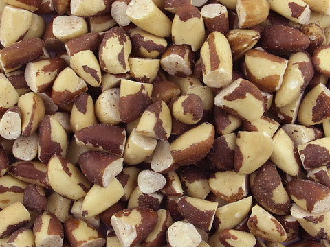Gorilla Food Co. Brazil Nuts Broken 20kg Bulk Box